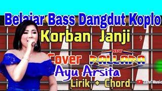 Belajar Bass Dangdut Korban Janji Ayu Arsita New Pallapa