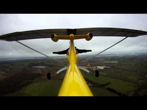 First Flight of the Sirocket