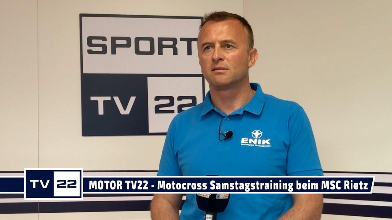 MOTOR TV22: Sport Manager Edi Nikolic steht MySportMyStory Rede und Antwort