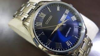Review Citizen Automatic watch Ref. NH8360-80L مراجعة ساعة سيتيزن