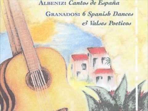 "Enrique Granados: ""Six Spanish Dances"" and ""Valses Poeticos""."