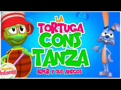 Biper Y Sus Amigos - La Tortuga Constanza (Video Oficial)