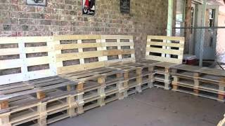 Pallet Furniture Ideas - Picture Set | Pallets Furniture Plans