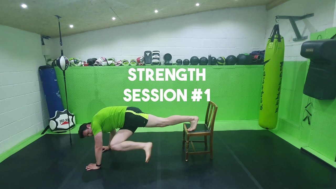 ONLINE STRENGTH SESSION #1