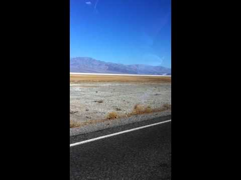 Team Fortney Badwater 2011  2 miles into the race