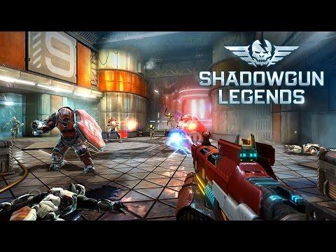 Shadowgun Legends Pre-Alpha Gameplay | Courtesy of MADFINGER Games
