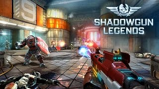 Shadowgun Legends Pre-Alpha Gameplay | Courtesy of MADFINGER Games