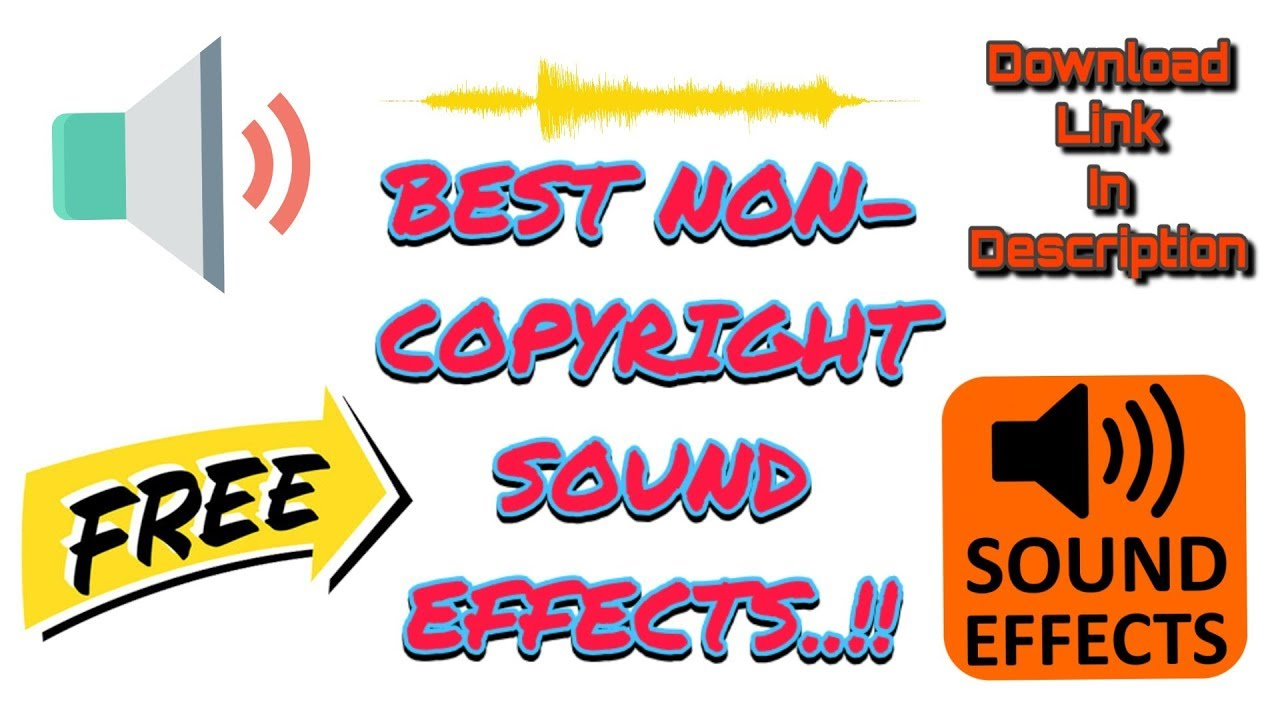 Best Non-Copyright Sound Effects For Vines , Vlogs , Gaming & Other YouTube  Videos || Free Download