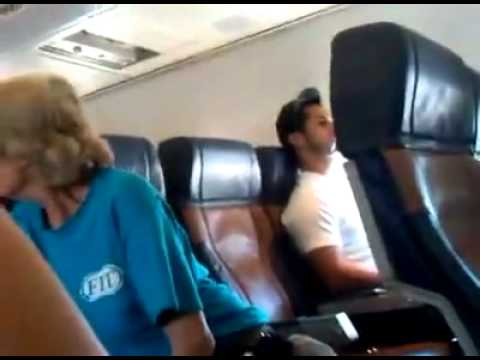 Cocaine Is A Helluva Drug  Crazy Old Lady Board The Airplane!