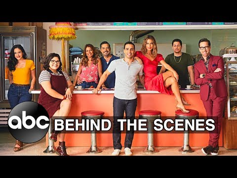 The Baker And The Beauty (ABC) Behind The Scenes | Nathalie Kelley, Victor Rasuk TV Show HD
