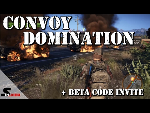 How to Defeat Convoys + Closed Beta Code giveaway - Tom Clancy Ghost Recon Wildlands