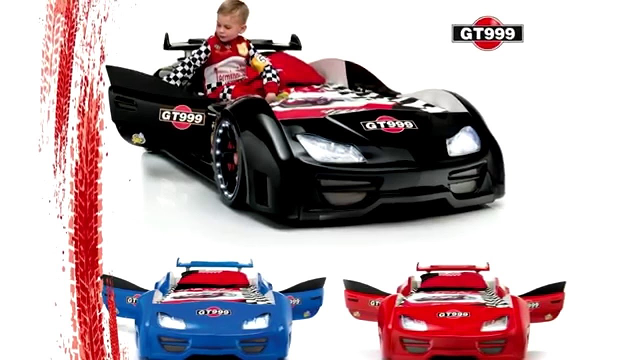 Car beds for kids - Car Bed For Kids Gt999