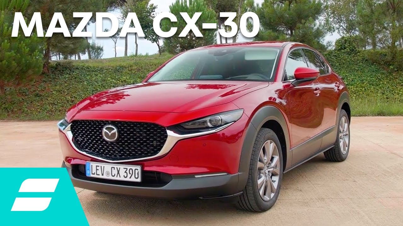 2020 Mazda CX-30 first drive review