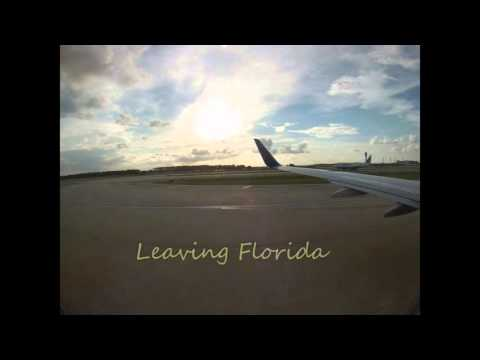 Utah to Florida and back 2015 with sound