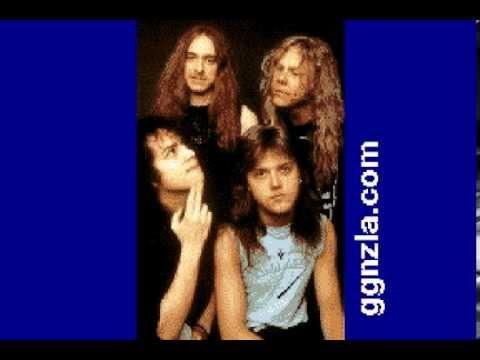 ggnzla KARAOKE 213, Metallica - HIT THE LIGHTS