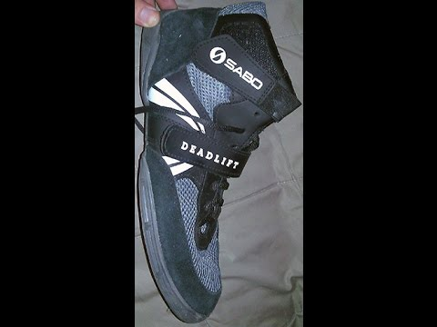 Exclusive PTW Discount on the New Shipment of SABO Deadlift Shoes!