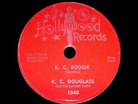 K.C. Douglas - K.C.Boogie