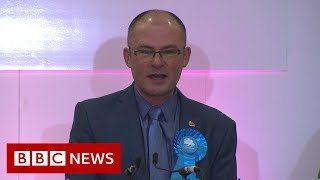 Election Results 2019 Conservatives Take Blyth Valley - Bbc News