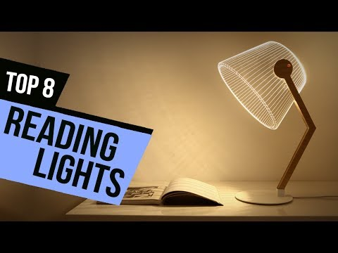 8 Best Reading Lights Reviews
