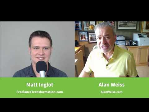 What can freelancers learn from Alan Weiss?