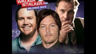 Walker Stalker Convention Orlando 2015 The Walking Dead Convention Orlando