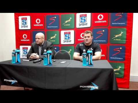 Southern Kings coach Deon Davids Highlanders post match