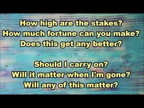 Madonna - How High -Lyrics