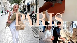 Explore Paris With Me - new store launches & making my own beauty products!  |   Fashion Mumblr