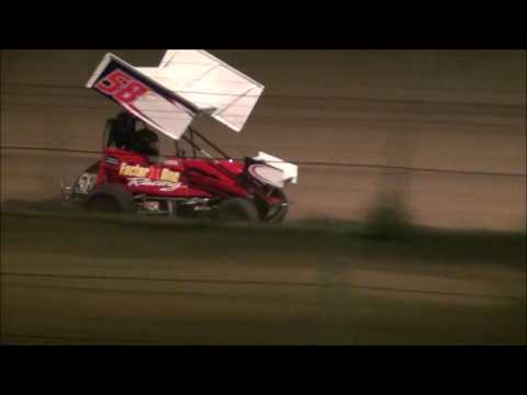 04-28-18 Stephenville 281 Speedway Feature Race