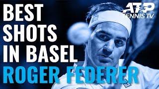best-roger-federer-shots-in-basel