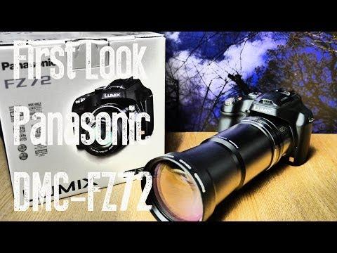 First Look at the Panasonic DMC-FZ72