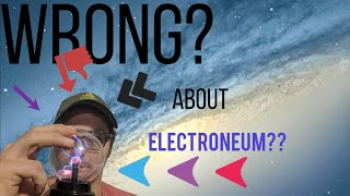WAS I WRONG ABOUT ELECTRONEUM?