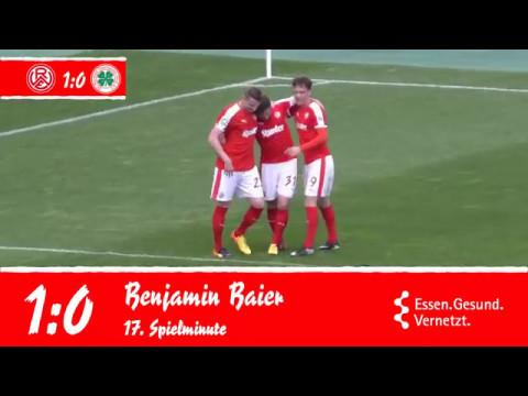 RWE - Rot-Weiß Oberhausen (Regionalliga West 2016/2017: 33. Spieltag)