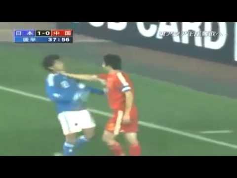 Shaolin Soccer (Japan vs China)  