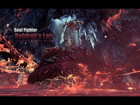 Blade and Soul Koldraks Lair  Soul Fighter