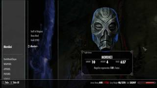 Skyrim - How to find the Morokei Dragon Priest Mask