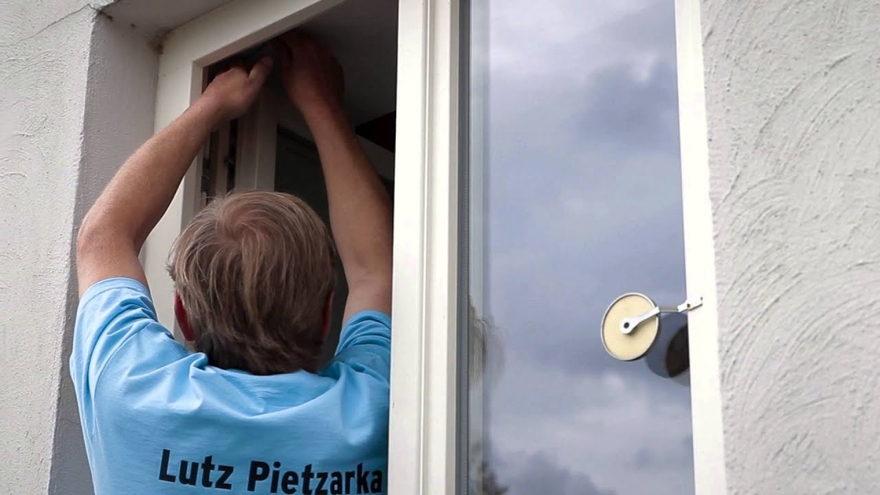 Fenster reparieren und warten in berlin youtube for Fenster reparieren