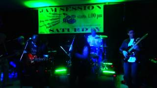 Dynamite Dog Jamming At The Kennel, Atc Hotel, Qld.