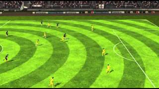 FIFA 14 Android - Vak FC VS Chunnam Dragons