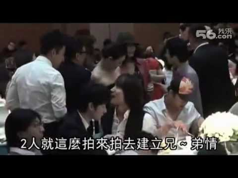 20120505 - Jerry Yan@Ella Chen wedding reception