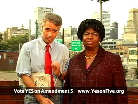 Vote YES on Memphis Charter Amendment 5