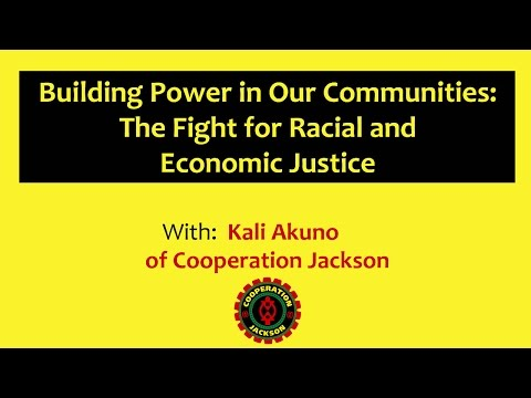 Building Power in Our Communities