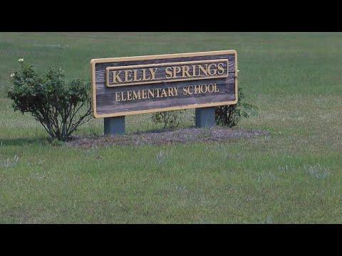 DCS official addresses gunshots fired near Kelly Springs Elementary School
