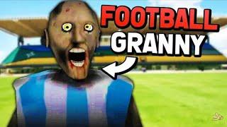 Granny Football Edition | granny love football | Mod gameplay | +Download