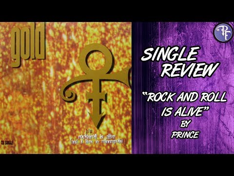 Rock 'n' Roll is Alive (and it Lives in Minneapolis) (1995) - Prince - Review