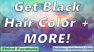 Get Healthy Black Hair [Affirmation Frequency] - INSTANT RESULTS