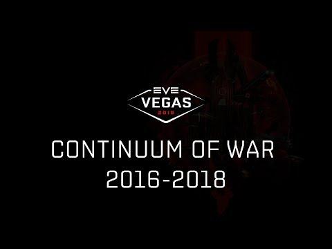 EVE Vegas 2018 - Continuum of War 2016-2018