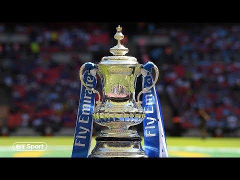 Emirates FA Cup third round draw