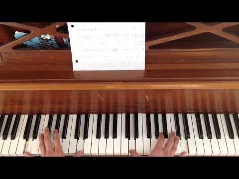 How to Play Phantom of the Opera on Piano! (Easy)