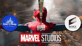 Spider-Man No Longer Part Of The MCU As Sony And Disney Cut Ties | ANGRY RANT